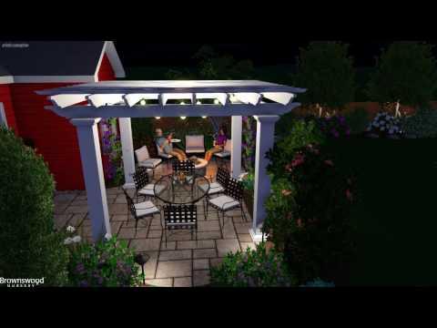 3D Landscape Design 011417 Brownswood Nursery