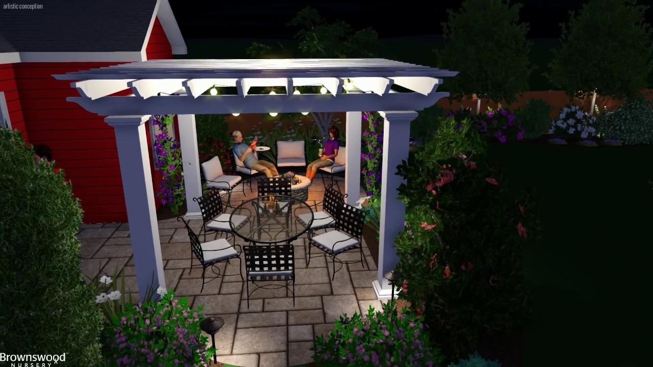 Landscape Design 011417 Brownswood Nursery