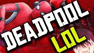Смешные моменты игры Deadpool часть 1