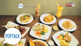 PopTalk: The best-selling dishes at 'Estella,' Gladys Reyes and Christopher Roxas' restaurant