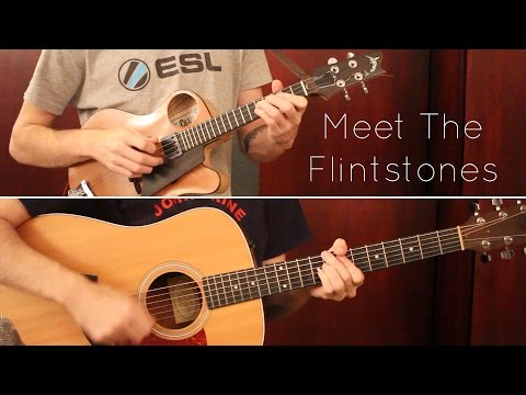 Title Theme - The Flintstones [Acoustic]