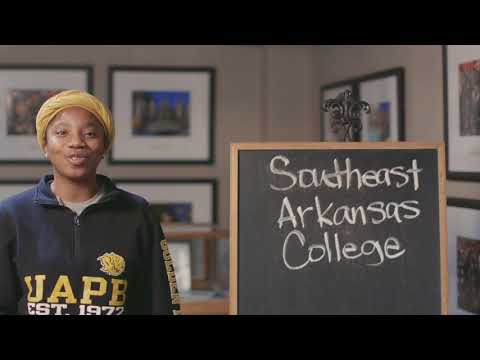 R.O.A.R. Appeal Thank You Video -Southeast Arkansas College