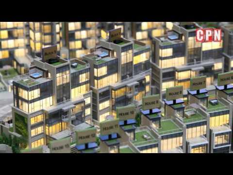 新鴻基全新住宅項目『爾巒』中原CPN:樓盤簡介 - YouTube