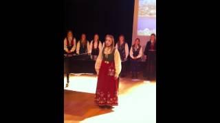 Martine Aurora - Jeg rejste en deilig sommerkveld (Grieg)