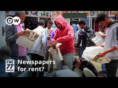 Current Newspapers for rent — But who's leasing them?