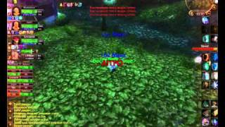 WoW pvp video mage 80 lvl