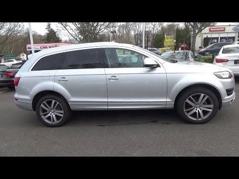 Audi Q Walkaround Used Long Island Huntington East - Audi of huntington