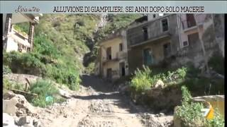 Alluvione di Giampilieri, sei anni dopo solo macerie