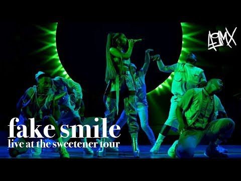 Ariana Grande - Fake Smile (Live At The Sweetener Tour) [North American Leg]