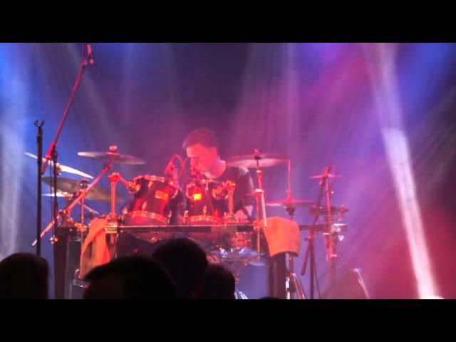 Cheerio Drums Solo