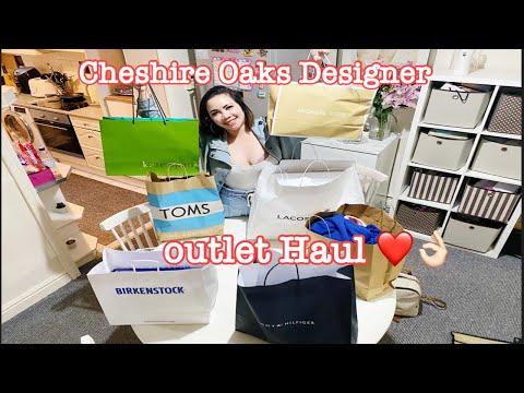 CHESHIRE OAKS DESIGNER OUTLET HAUL | WHAT'S NEW? | GEL'S WORLD