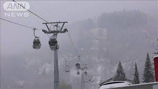 隔離の英国人観光客200人逃げる スイスのスキー場(2020年12月28日) - YouTube