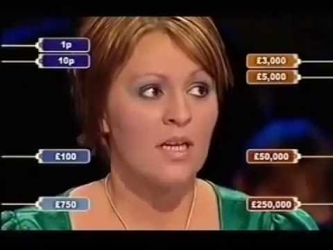 Deal or no Deal Jan 7th 2007 Laura Pearce First 250,000