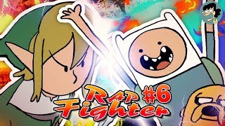 RAP FIGHTER #6 : LINK VS FINN - MALEC