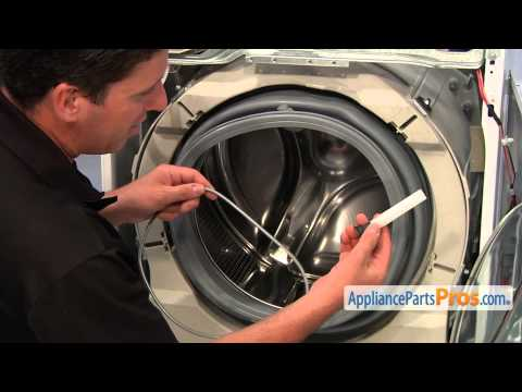 Washer Door Boot Seal (part #134515300) - How To Replace