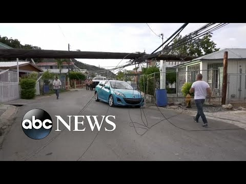 6.4 magnitude earthquake, aftershocks hit Puerto Rico l ABC News