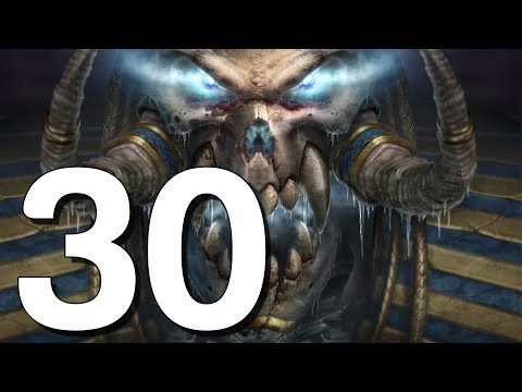 Let's Play Warcraft 3 (#30) - Battle.net
