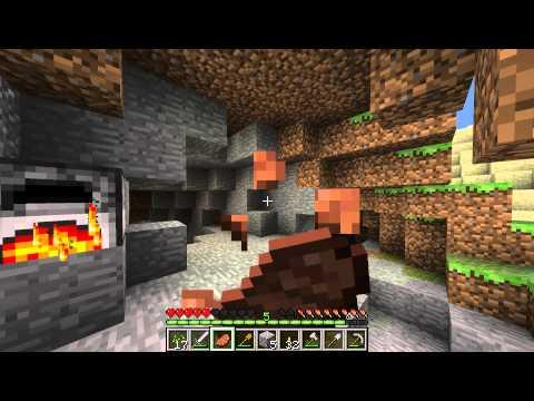 Minecraft Good Luck E01 (Preset World Generation)