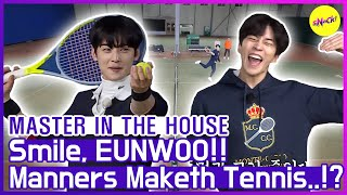 [HOT CLIPS] [MASTER IN THE HOUSE ] (Part.1) Smile EUNWOO!! 😁😁 (ENG SUB)