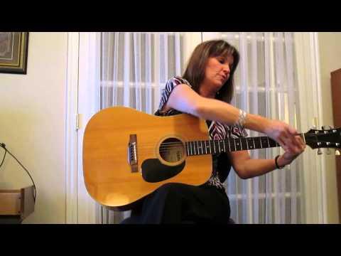 Insie Winsie Spider Guitar Tutorial