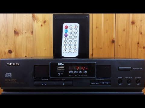 Añadir a Minicadena reproductor USB, Micro SD y Radio 🔨