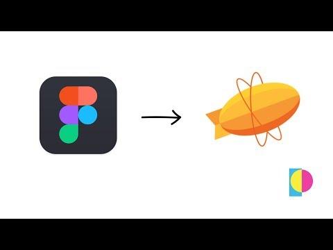 Zeplin Demo: Exporting from Figma to Zeplin (Video)