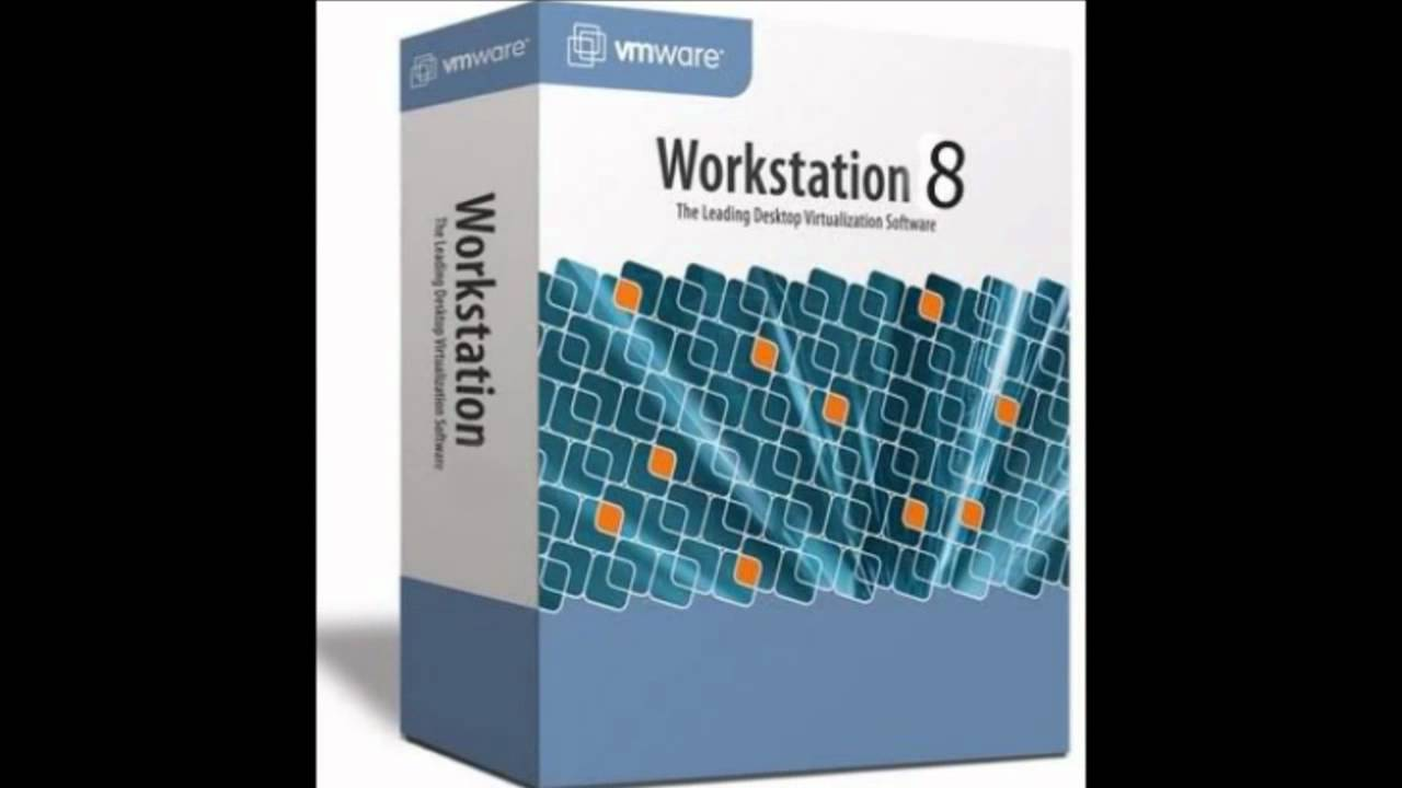 vmware workstation 8 serial keygen
