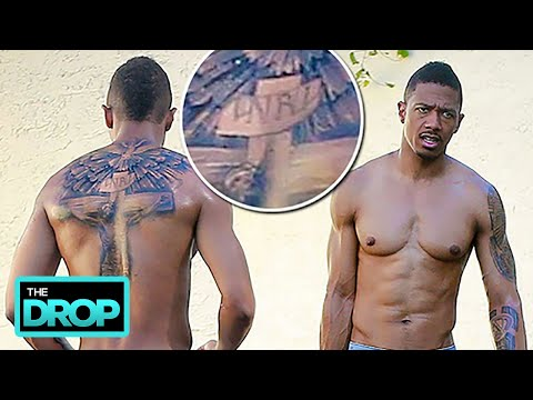 Top 5 Celebrity Who Had Their Tattoos Covered Up! - The Drop Presented by ADD