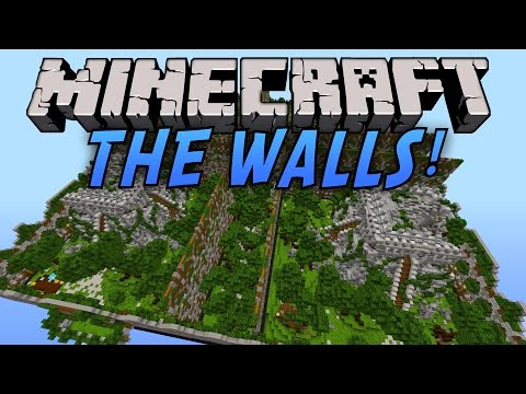 Minecraft: The Walls [Hypixel] - Intense GAME!