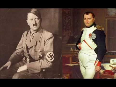 napoleon vs hitler Bonaparte was mentioned in darth vader vs hitler before his appearance in napoleon vs napoleon he is also mentioned in hitler vs vader 3 and lewis and clark vs bill and ted  a preview of him was shown in an erb news video hosted by ben franklin.