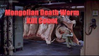 Mongolian Death Worm: Kill Count