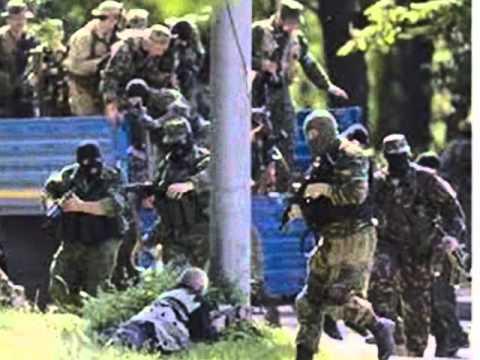 Fighting For Donetsk Airport In Ukraine - Vladimir Putin - Petro Poroshenko - Civil War