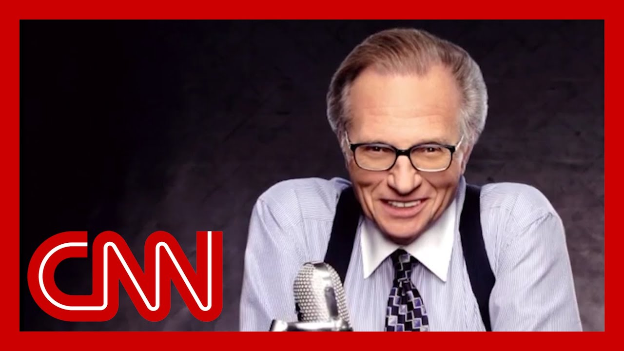 Larry King, legendary talk show host, dies - CNN