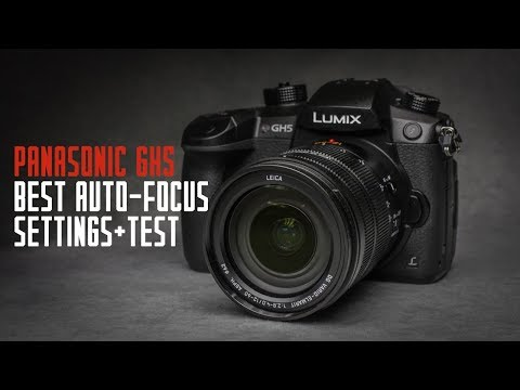 Panasonic GH5 - Best Autofocus Settings with Test Footages!