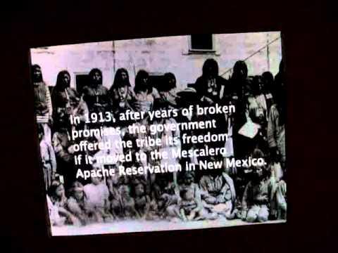 STORY OF THE CHIRICAHUA APACHE NATION ,  Arizona, USA