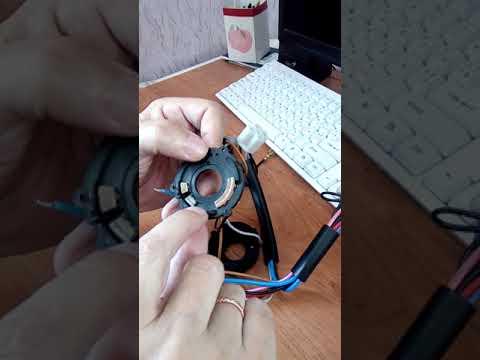 Доработка замка зажигания ВАЗ 2109