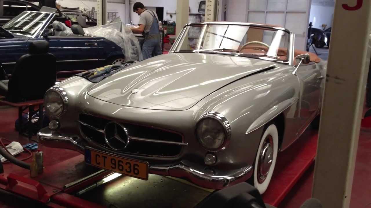 Vintage Classic Cars - Oldtimer Restaurierung