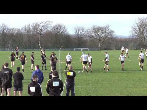 SURLFC 2nd XIII vs York University 1st XIII - Full match