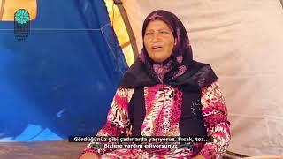 İdlip'te Mağdur ve Mazlumlar Yardım Bekliyor!
