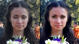 видео Направление взгляда в портретной фотографии