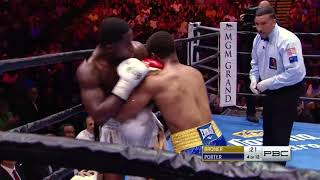 Shawn Porter Vs Adrien Broner Highlights