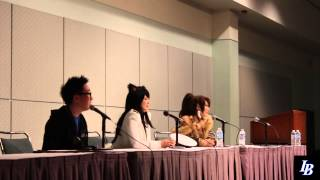 Spiral Cats Panel at Anime Expo 2014