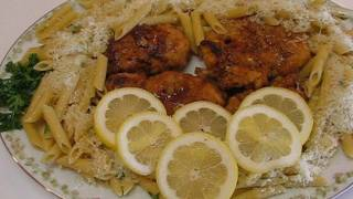 Betty's Special Occasion Chicken Piccata
