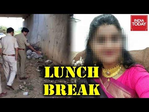 Lunch Break :