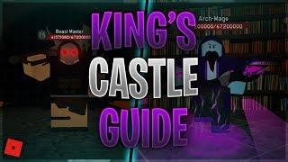 How to Defeat the New Kings Castle Dungeon Bosses! (Roblox Dungeon Quest Update Guide)