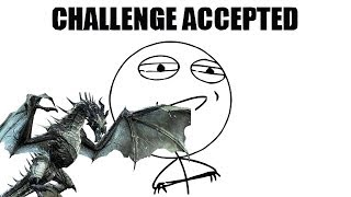 League of Challenge: Shyvana = DRAGON ONLY? [CH] Poppy, Jarvan, Ahri, Tryndamere.