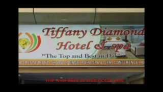The Best Hotel in Dar es salaam.Tiffany Diamond Hotel & Spa