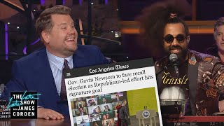 Is California Ready for Governor Reggie Watts?