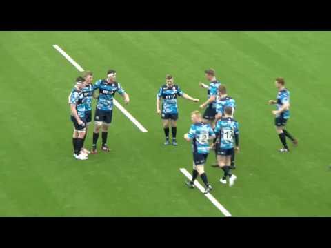 Glasgow A v Scotland U20