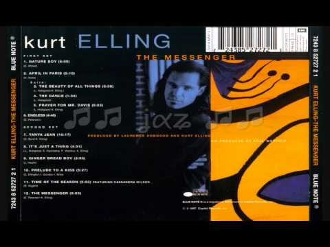 Kurt Elling / The Beauty of All Things